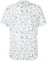 Paul Smith botanical-print shirt