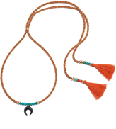 Lizzie Fortunato Sand Twist Necklace
