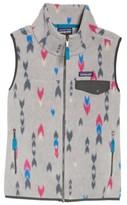 Patagonia Women's 'Snap-T' Fleece Vest