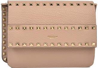 Valentino Garavani Rockstud Bag Pink Powder