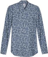 120% Lino Floral Shirt
