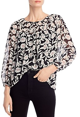 Daniel Rainn Printed Blouse