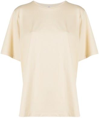 Totême organic-cotton short-sleeve T-shirt