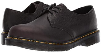 Dr. Martens Made In England 1461 Made In England (Black Abandon) Shoes