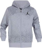 Jordan Full-Zip Flight Fleece Hoodie, Big Boys (8-20)