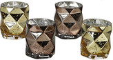 Pols Potten Diamond Candle Holders - Set of 4