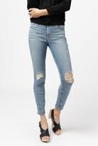 Ksubi Skinny High Waisted Crop Jean