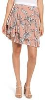 Somedays Lovin Women's Lily Field Tiered Miniskirt