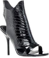 Max Studio estoile : patent leather laser cutout booties
