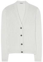 Miu Miu Knitted Cashmere Cardigan