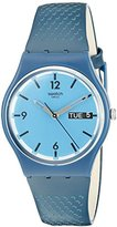 Swatch Men's Quartz Blue Casual Watch (Model: GN719)
