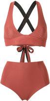Haight - bikini set - women - Polyamide/Spandex/Elastane - P