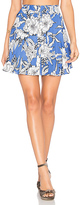 Lovers + Friends Fountain Skirt in Blue. - size S (also in )