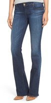 KUT from the Kloth 'Natalie' Stretch Bootcut Jeans (Adaptive) (Regular & Petite)