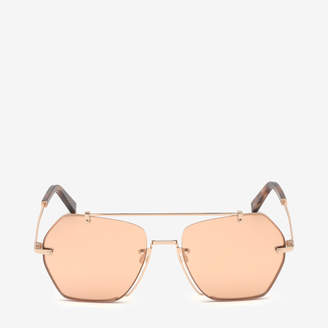 Bally CRUZ GEOMETRIC SUNGLASSES