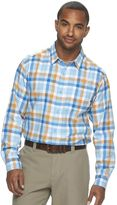 Columbia Big & Tall Hardy Ridge Classic-Fit Plaid Button-Down Shirt