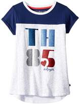 Tommy Hilfiger TH85 Tee Girl's T Shirt