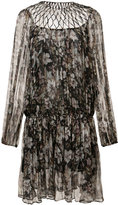 Zimmermann gossamer lattice drawn dress - women - Acetate - 0