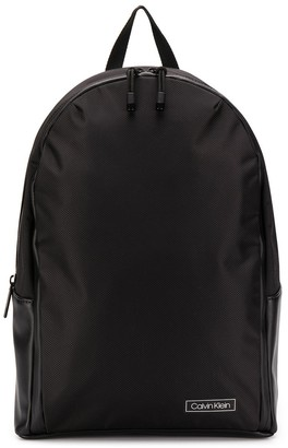 Calvin Klein Canvas Backpack