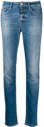 Closed Stonewashed Skinny Jeans