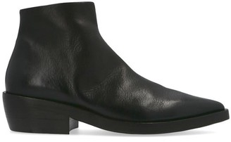 Marsèll Cuneo Heeled Ankle Boots