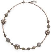 Amrapali Silver & 5.85 Total Ct. Diamond Choker Necklace
