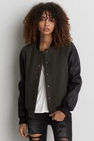 American Eagle Outfitters AE Wool Bomber