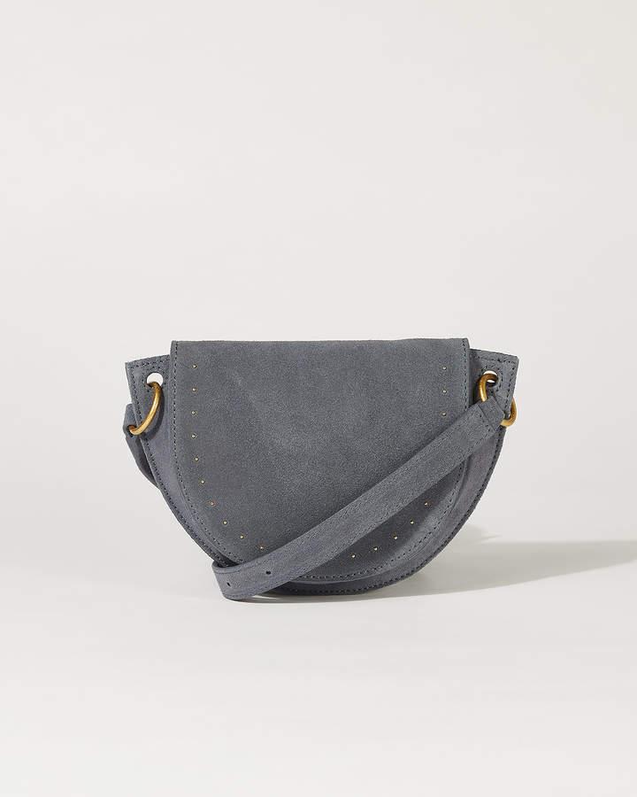 8226194d396 Brix Leather Stud Crossbody Belt Bag