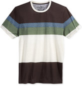 American Rag Men's Variegated Stripe T-Shirt, Only at Macy's
