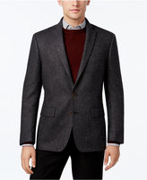 Ryan Seacrest Distinction Ryan Seacrest DistinctionTM Men's Slim-Fit Charcoal Flecked Sport Coat, Only at Macy's