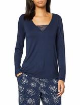 Pour Moi Womens Sofa Love Secret Support Cami Pajama Top