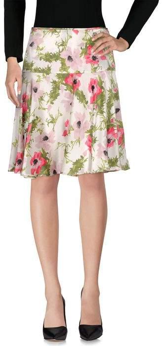 Galliano Knee length skirt