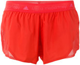 adidas by Stella McCartney Run Adizero shorts - women - Polyester - XS