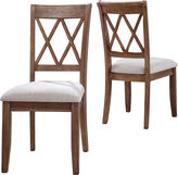 Signature Design by Ashley Narvilla Set of 2 Side Chairs