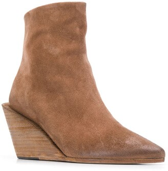 Marsèll Wedge Ankle Boots