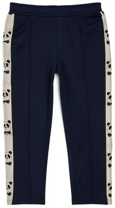 Mini Rodini Panda Side-Stripe Sweatpants (1.5-11 Years)
