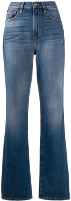 Frame Le Jane high rise jeans