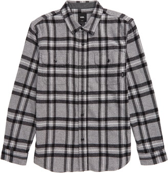 Vans Westminster Plaid Flannel Shirt