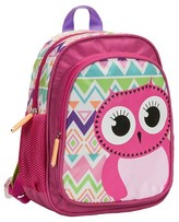 "Rockland 12.5"" Junior My First Backpack - Owl"