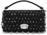 Miu Miu Swallow-print shoulder bag