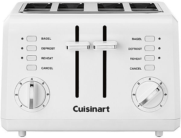 Cuisinart 4-Slice Compact Toaster CPT-142