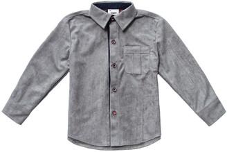 Hudson Baby Fore!! Axel & Boy's, Little Boy's & Boy's Faux-Suede Shirt