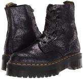 Dr. Martens Molly Iridescent Crackle (Black) Women's Shoes