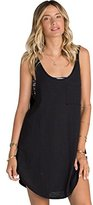 Billabong Juniors Sweet Sesh Salt Washed Knit Dress