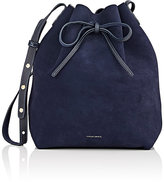 Mansur Gavriel Women's Large Bucket Bag-BLUE