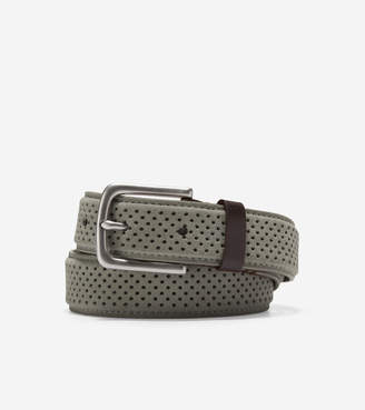 Cole Haan Feathercraft 32mm Perforated Belt