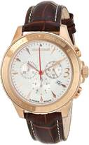 Roberto Cavalli Men's White Watch
