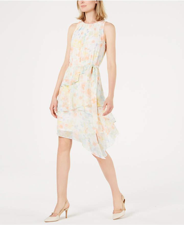 e33a67f7ffce Calvin Klein Orange Dresses - ShopStyle