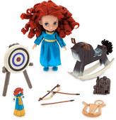 Disney Animators' Collection Merida Mini Doll Play Set - 5''