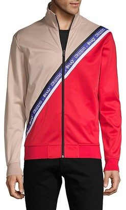 Kappa Logo Sash Full-Zip Jacket